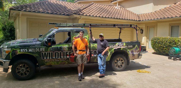 Wildlife X Team Truck